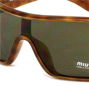 MIUMIU(ミュウミュウ) サングラス/メガネ MU05HS画像2