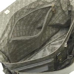 Gherardini(ゲラルディーニ) ショルダーバッグ SOFTY BASIC 3296 1702 ダークカーキーの写真2