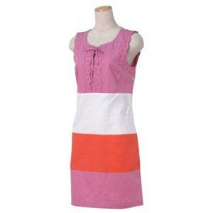 SEE BY CHLOE(シーバイクロエ) レディースTシャツ V53601 4203 ピンク H88 W45 SH36 - 拡大画像