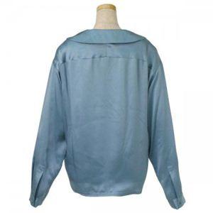 SEE BY CHLOE(シーバイクロエ) レディースシャツ LC64600 X98 ライトブルー