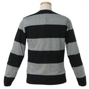 EMPORIO ARMANI(エンポリオアルマーニ) メンズTシャツ  E1M45J E16SJ 999 ブラック L66 S62 W46 SH40の写真2