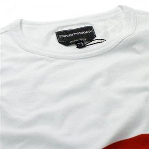 EMPORIO ARMANI(エンポリオアルマーニ) メンズTシャツ  E1T74J E1CJS  ホワイト L63 S20 W46 SH42の写真3