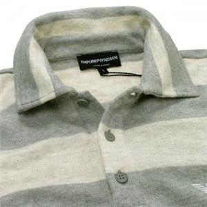 EMPORIO ARMANI(エンポリオアルマーニ) メンズシャツ  E1M33J E14JJ 606 ホワイト L68 S19 W45 SH41の写真3