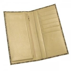 Gherardini(ゲラルディーニ) 長財布 SOFTY BASIC BS07 1508 ベージュ H9×W18×D1の写真2