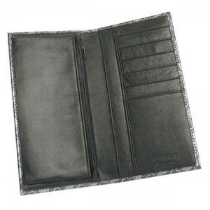 Gherardini(ゲラルディーニ) 長財布 SOFTY BASIC BS07 3056 ダークブルー H9×W18×D1の写真2
