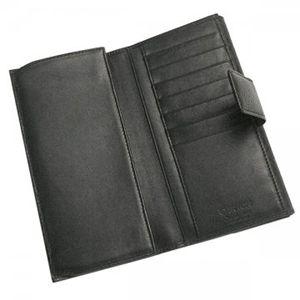 Gherardini(ゲラルディーニ) 長財布 SOFTY BASIC BS18 1 ブラック H10×W19×D2の写真2