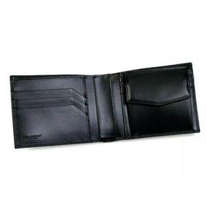 DOLCE&GABBANA(ドルチェアンドガッバーナ) 二つ折り財布(小銭入れ付)  BP0457 8B956 ブラック H9.5×W12×D2の写真2