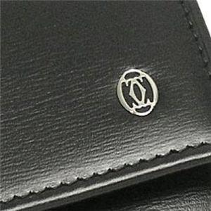 Cartier(カルティエ) キーケース PASHA DE CATIER L3000127  ブラック H7×W10.5×D2の写真3