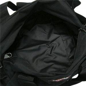 EASTPAC(イーストパック) ボストンバッグ AUTHENTIC K102 8 ブラック H24×W45×D20の写真2