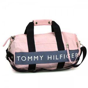 TOMMY HILFIGER(トミーヒルフィガー) ボストンバッグ 10 L200230 661  H23×W37×D17の写真1