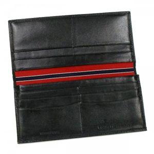 TOMMY HILFIGER(トミーヒルフィガー) 長財布 6   ブラック H19×W9.5×D2画像2