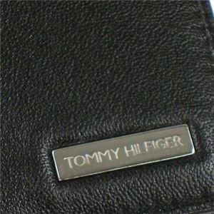 TOMMY HILFIGER(トミーヒルフィガー) 長財布 6   ブラック H19×W9.5×D2画像4