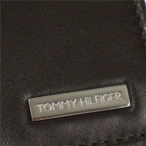 TOMMY HILFIGER(トミーヒルフィガー) 長財布 6   ブラウン H19×W9.5×D2画像4