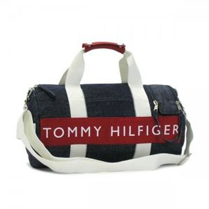 TOMMY HILFIGER(トミーヒルフィガー) ボストンバッグ HARBOUR POINT  L200159 400  H23×W37×D17の写真1