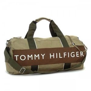 TOMMY HILFIGER(トミーヒルフィガー) ボストンバッグ HARBOUR POINT  L500080 261  H25×W54×D25の写真1