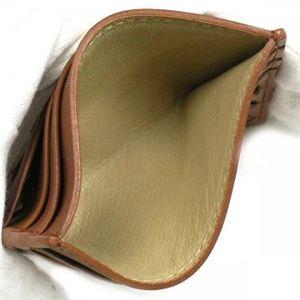 BOTTEGA VENETA(ボッテガベネタ) カードケース P.FOGLIO INTRECCIATO 162150 6308 キャメル/ブラウン H8×W10の写真2