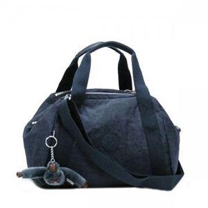 Kipling(キプリング) ハンドバッグ BASIC K12996 521 ブラック/ブルー H19×W30.5×D23