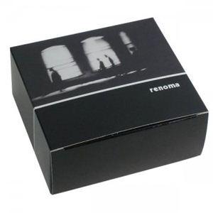 renoma(レノマ) ベルト ベルト30mm 1076 ブラック B4×6.5
