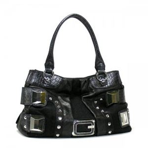 Guess(ゲス) トートバッグ BABY BELL SI240504  グレー H30×W40×D14