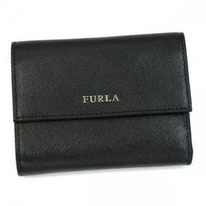 Furla(フルラ) 二つ折り財布(小銭入れ付) PJ79 O60 ブラック