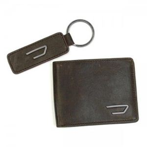 DIESEL(ディーゼル) 2つ折りカード入れ FRESH & BRIGHT X00157 T2996 パープル