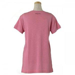SEE BY CHLOE(シーバイクロエ) レディースTシャツ 4A1105 N40 ピンク L66 S15.5 W45 SH42