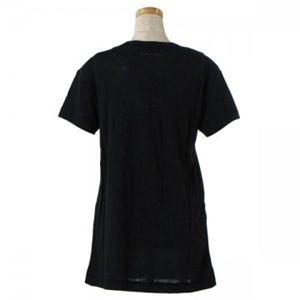 SEE BY CHLOE(シーバイクロエ) レディースTシャツ 4A1105 C74 ブラック L68 S16 W47 SH43