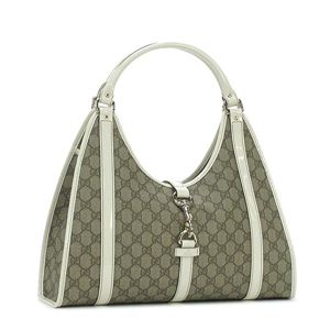Gucci(グッチ) ショルダーバッグ JOY 203494 9761 ベージュ/ホワイト (H20(C)×W38×D10)