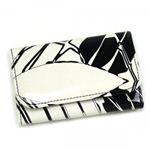 Emilio Pucci(エミリオプッチ) キーケース 06SJ06 1 ブラック/ホワイト (H6.5×W10.5×D2)
