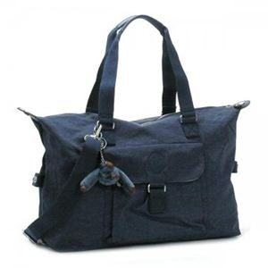 Kipling(キプリング) ショルダーバッグ BASIC K13083 521 ブラック/ブルー (H31×W53×D13.5)