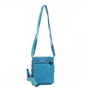Kipling(キプリング) ショルダーバッグ BASIC K13732 550 SKY ブルーUE (H20×W15×D1.5)