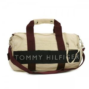 TOMMY HILFIGER(トミーヒルフィガー) ボストンバッグ HARBOUR POINT L200153 104 (H23×W37×D17)