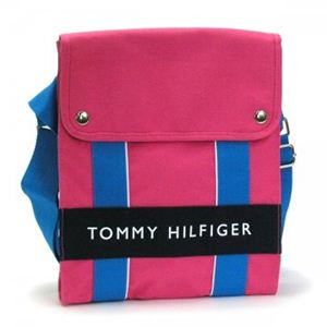TOMMY HILFIGER(トミーヒルフィガー) 斜めがけバッグ HARBOUR POINT L500115 673 (H30×W25×D6)