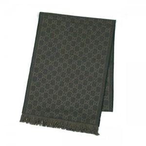 Gucci(グッチ) マフラー類セット 100995 3166 カーキー (L189×W35)