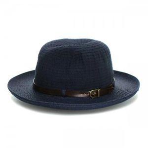 GREVI(グレヴィ) 帽子 447091 ネイビー