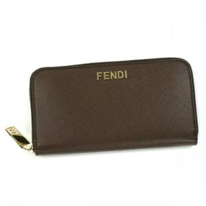 Fendi(フェンディ) 長財布 8M0024 F0NCP ダークブラウン