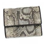 Furla(フルラ) 二つ折り財布(小銭入れ付) PJ59 RF0 ダークブラウン/ブラック