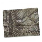 Furla(フルラ) 二つ折り財布(小銭入れ付) PJ79 DUR カーキー