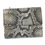Furla(フルラ) 二つ折り財布(小銭入れ付) PJ79 RF0 ダークブラウン/ブラック