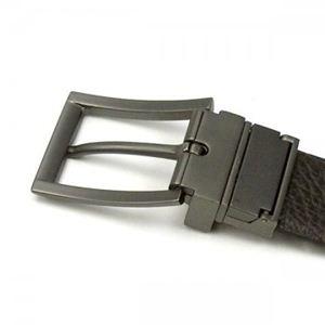 GIORGIO ARMANI(ジョルジオアルマーニ) ベルト ベルト30mm YAM014 88443 ダークブラウン/ブラック