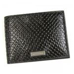 EMPORIO ARMANI(エンポリオアルマーニ) 二つ折り財布(小銭入れ付) BOPAL YEM078 80190 ダークブラウン