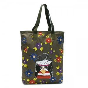 MARC BY MARC JACOBS(マークバイマークジェイコブス) トートバッグ MISS MARK PACKABLE M3111040 53 ダークカーキー