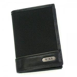 TUMI(トゥミ) カードケース 96-1670/01 ブラック
