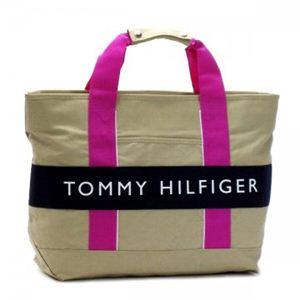 TOMMY HILFIGER(トミーヒルフィガー) トートバッグ 6912237 617 ライトオレンジ
