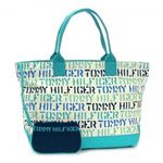 TOMMY HILFIGER(トミーヒルフィガー) トートバッグ STENCIL GROUP 6912276 13 MIST