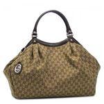 Gucci(グッチ) ショルダーバッグ SUKEY 211943 8421 ブラウン/ダークブラウン
