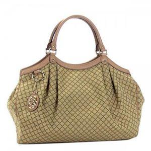 Gucci(グッチ) ショルダーバッグ SUKEY 211943 8594 ベージュ/ピンク