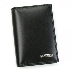 DOLCE&GABBANA(ドルチェアンドガッバーナ) カードケース BP1316 80999 ブラック