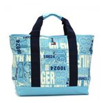 TOMMY HILFIGER(トミーヒルフィガー) トートバッグ ATLANTIC 6912266 463 TURQUOISE
