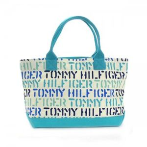 TOMMY HILFIGER(トミーヒルフィガー) トートバッグ STENCIL GROUP 6912243 13 MIST